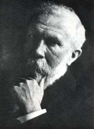 Professor Ernst Rudorff