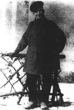 Salzfahrer Friedrich Heinemeier, Salzhemmendorf 1860
