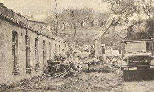 Abriss des alten Kurhauses