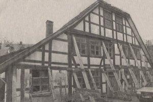 Die alte Apotheke vor der Restaurierung
