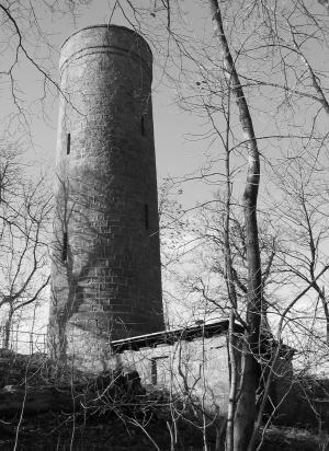 Der Ithturm, Herbst 2006